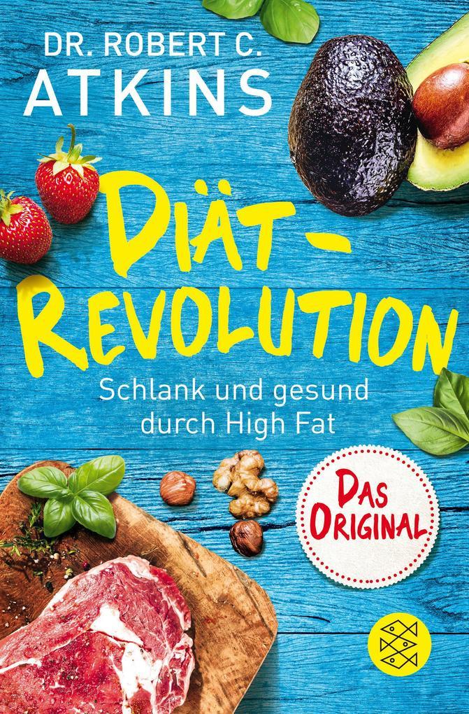 Diät-Revolution als Taschenbuch