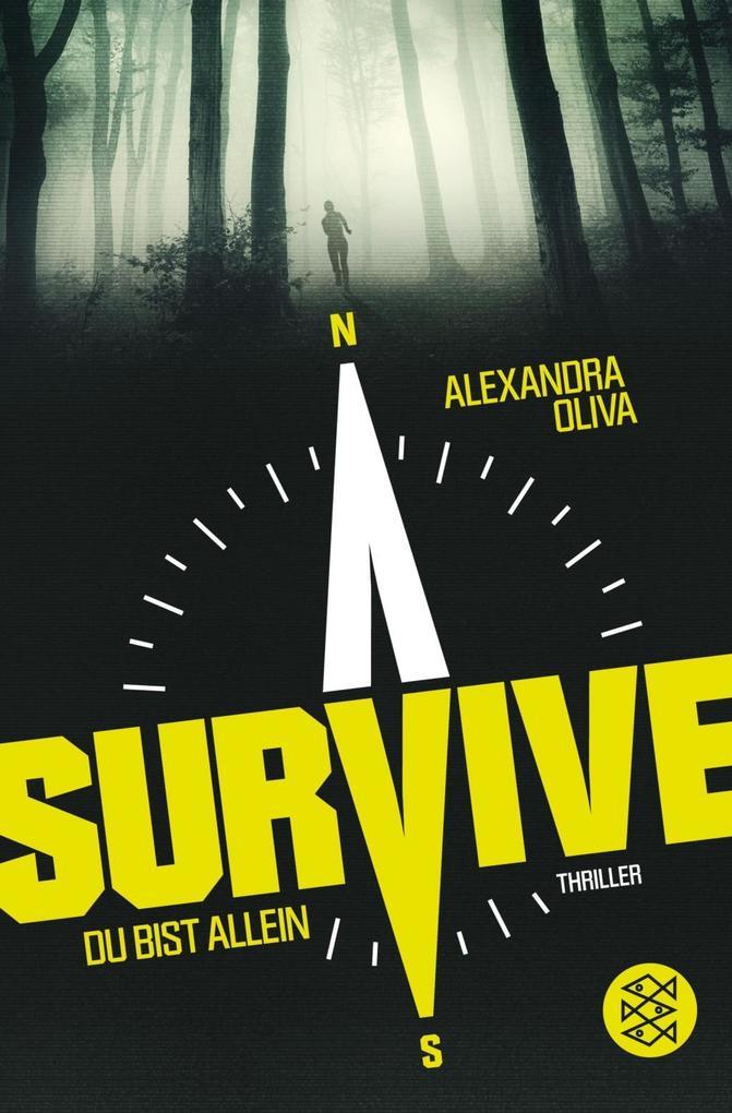 Survive - Du bist allein als Taschenbuch