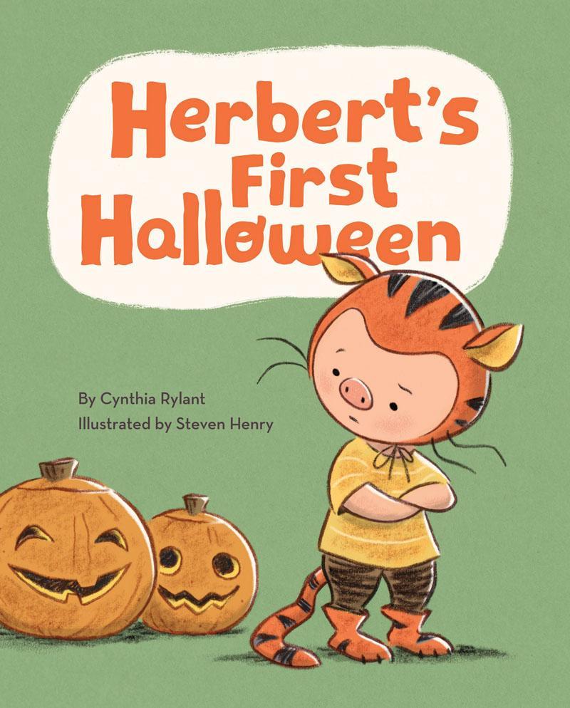 Herbert's First Halloween als Buch (gebunden)