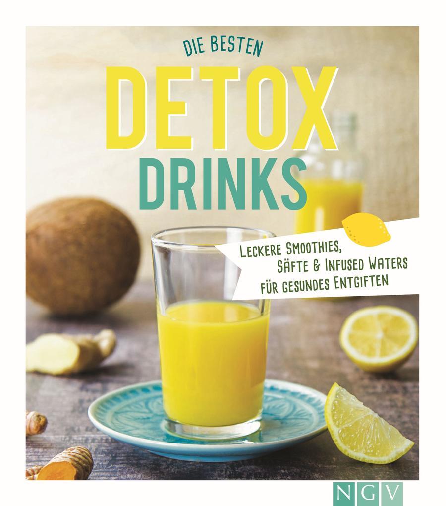 Die besten Detox-Drinks als eBook
