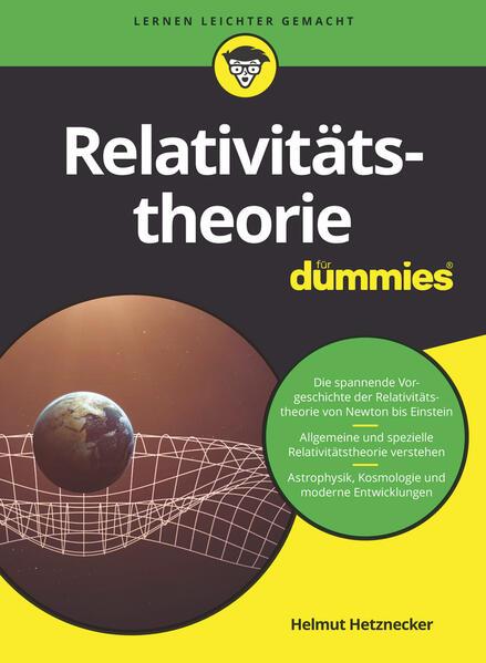 Relativitätstheorie für Dummies als Buch