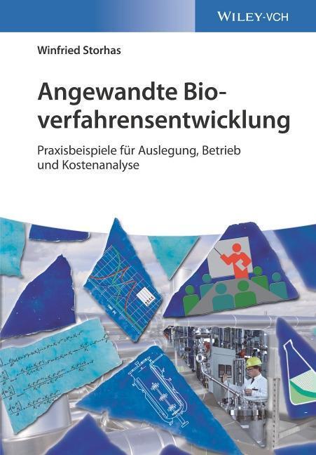 Angewandte Bioverfahrensentwicklung als Buch