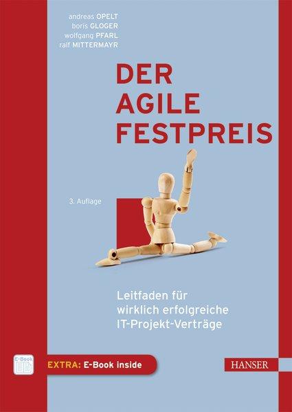 Der agile Festpreis als Buch