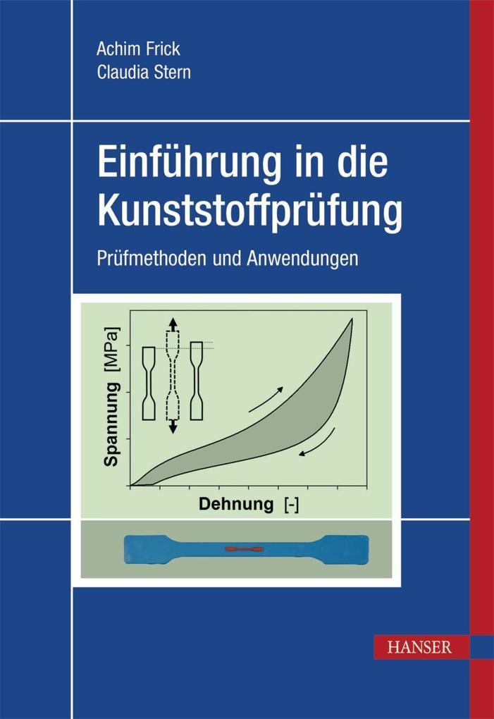 Einführung in die Kunststoffprüfung als eBook