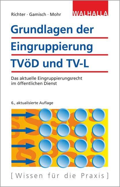 Grundlagen der Eingruppierung TVöD und TV-L als Buch (gebunden)