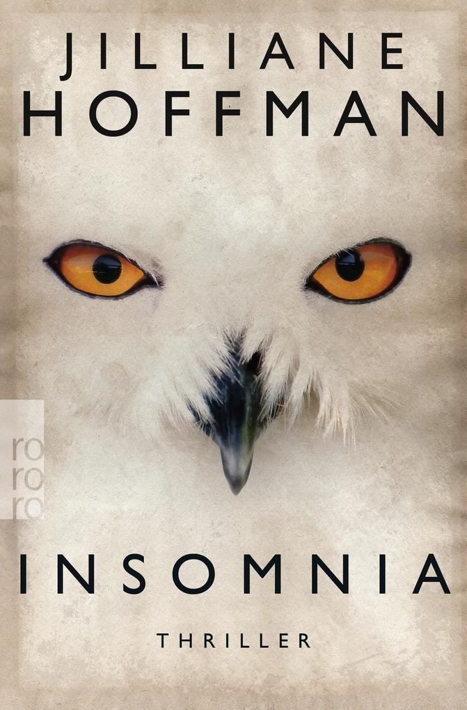 Insomnia als Taschenbuch von Jilliane Hoffman