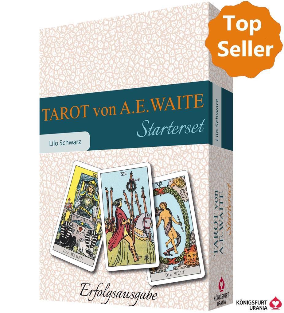 Tarot von A.E. Waite. Das Starterset als Buch