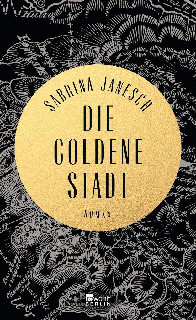 Die goldene Stadt als Buch