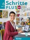 Schritte plus Neu 6. Deutsch als Zweitsprache für Alltag und Beruf. Kursbuch + Arbeitsbuch + CD zum Arbeitsbuch