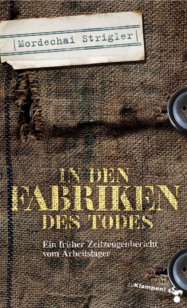 In den Fabriken des Todes als Buch