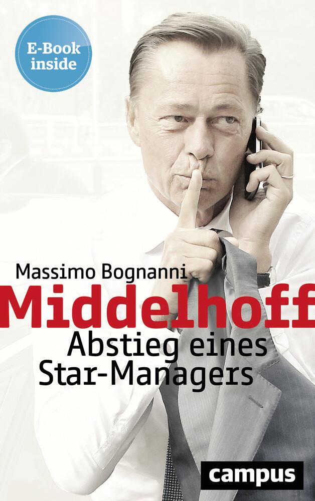 Middelhoff als Buch von Massimo Bognanni