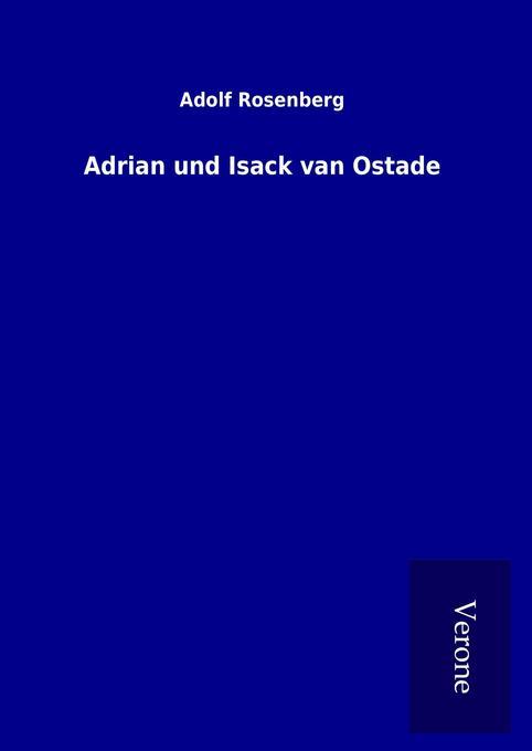Adrian und Isack van Ostade als Buch (gebunden)