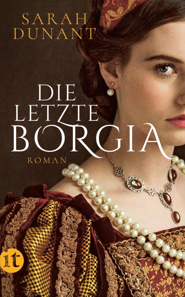 Die letzte Borgia als eBook