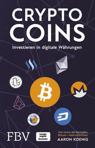 Cryptocoins als Buch