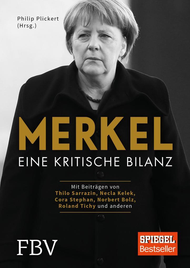 Merkel als Buch von Philip Plickert