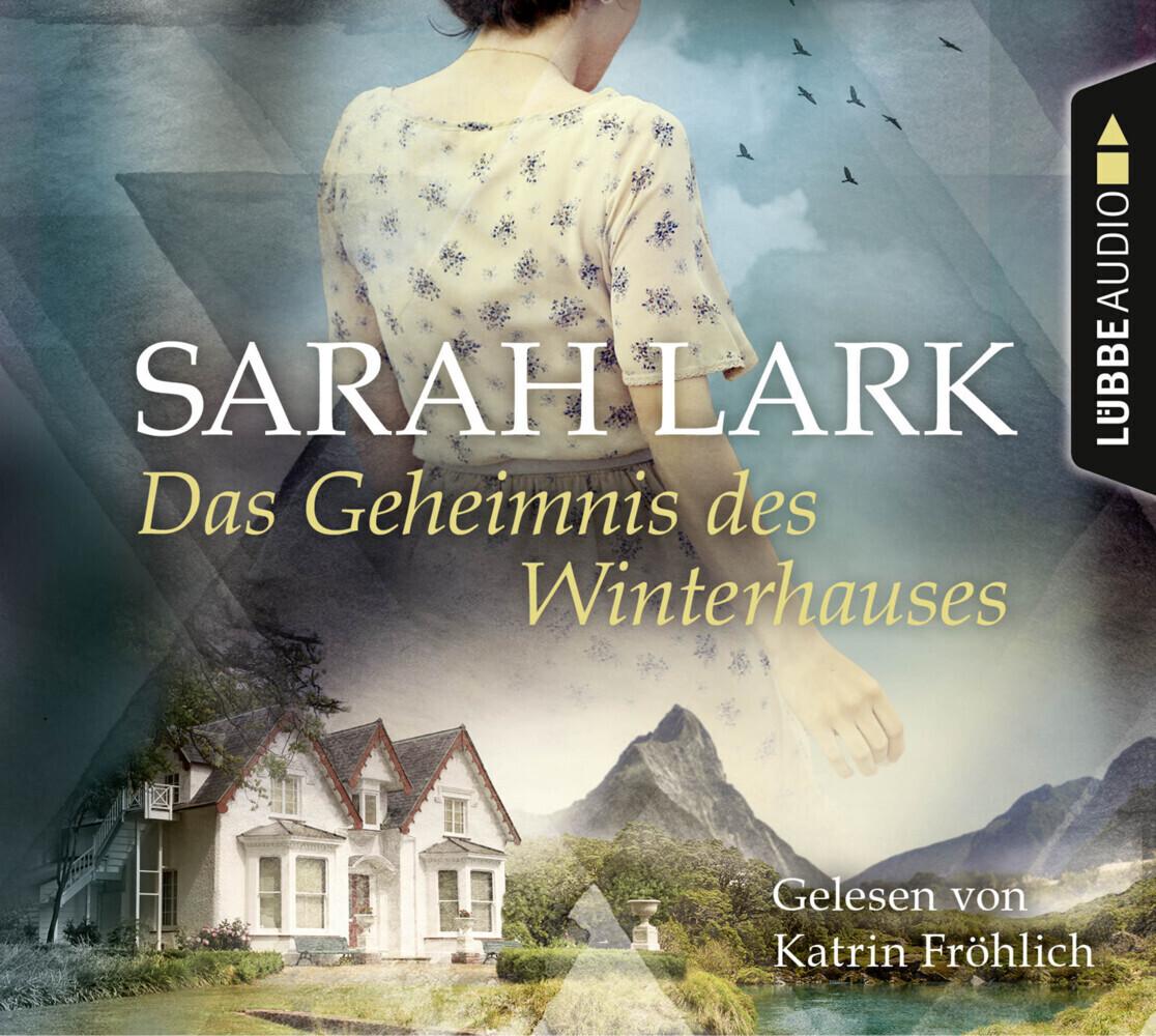 Das Geheimnis des Winterhauses als Hörbuch
