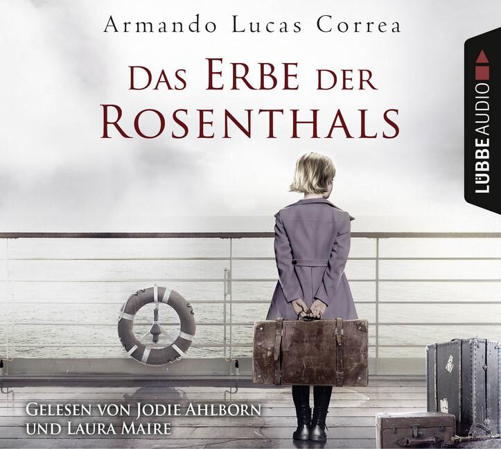 Das Erbe der Rosenthals als Hörbuch