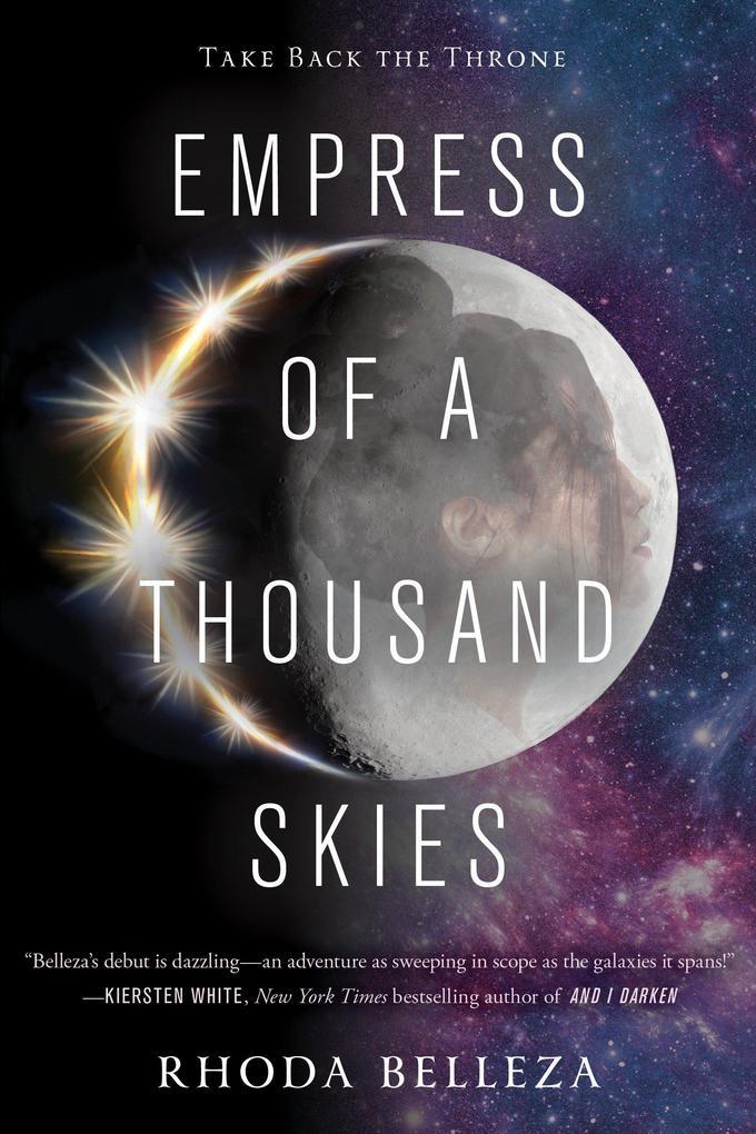 Empress of a Thousand Skies als Taschenbuch