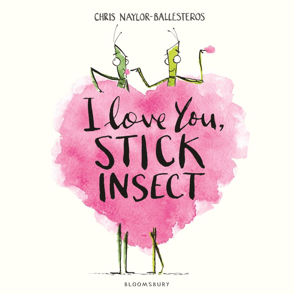 I Love You, Stick Insect als Buch