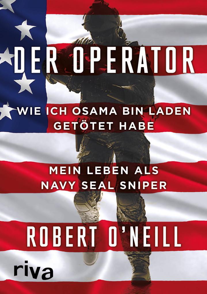 Der Operator als Buch von Robert O'Neill