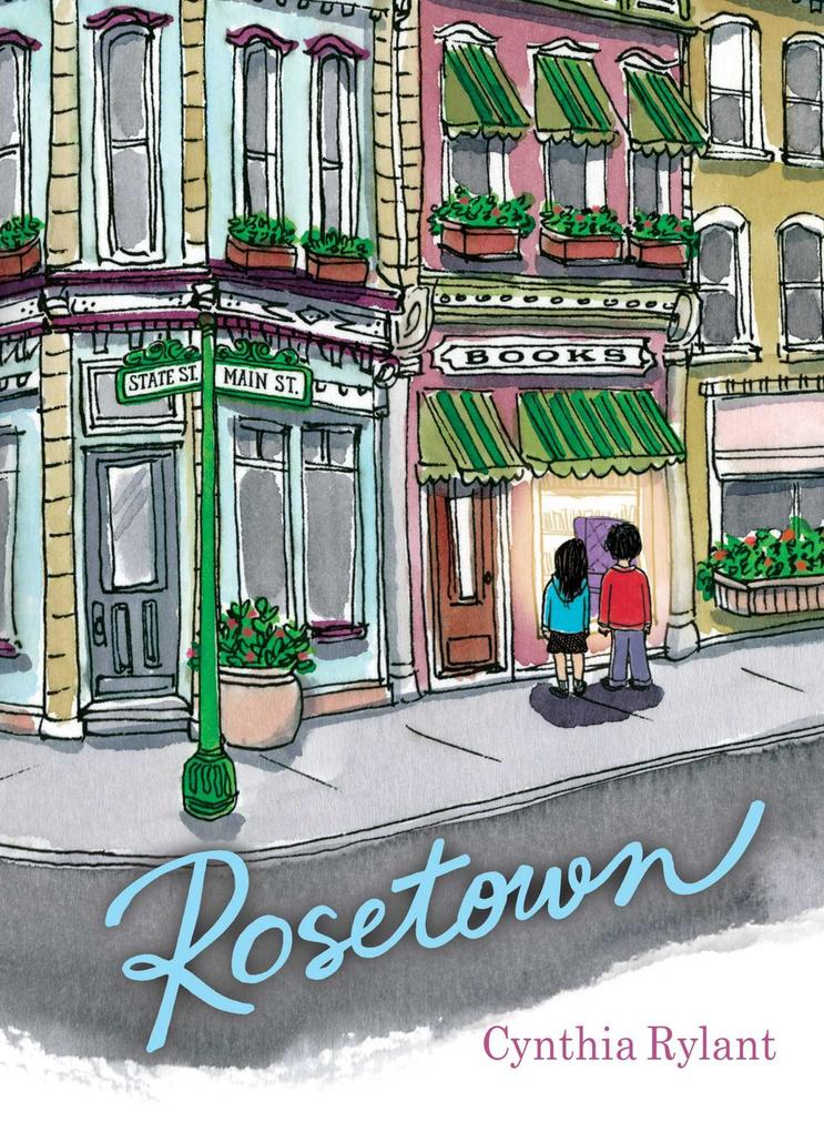 Rosetown als eBook epub