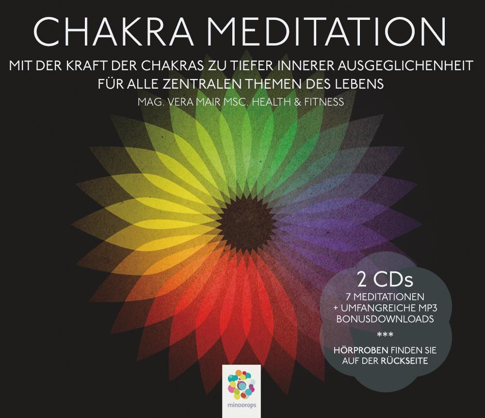 CHAKRA MEDITATION als Hörbuch