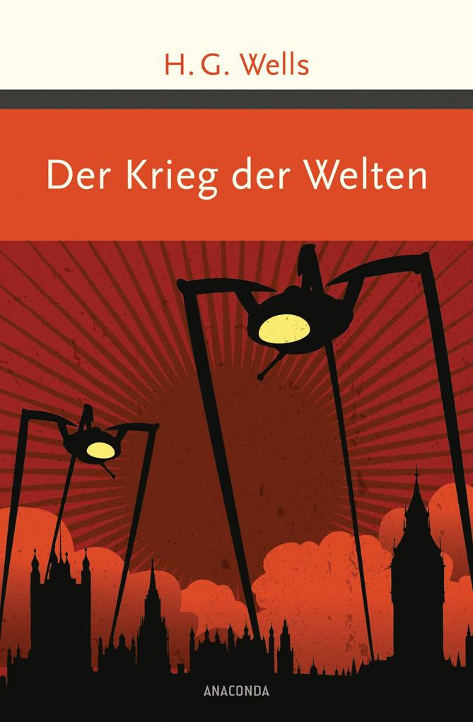 Der Krieg der Welten als Buch