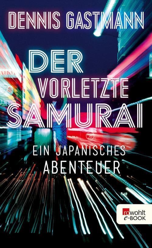 Der vorletzte Samurai als eBook