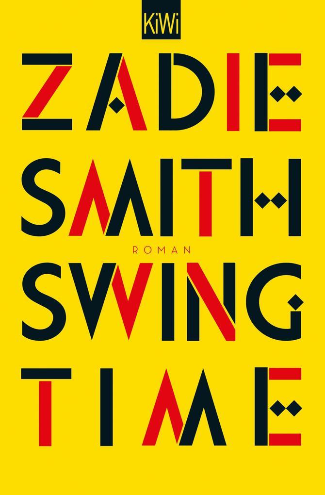 Swing Time als eBook