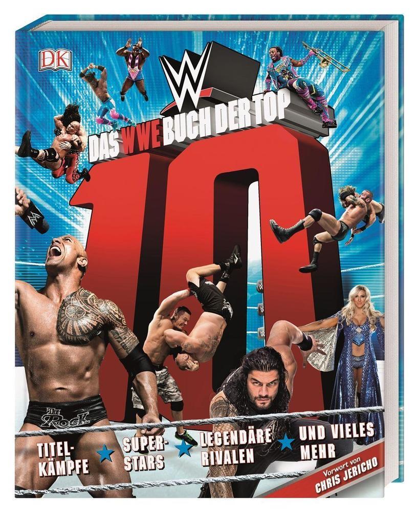 Das WWE Buch der Top 10 als Buch