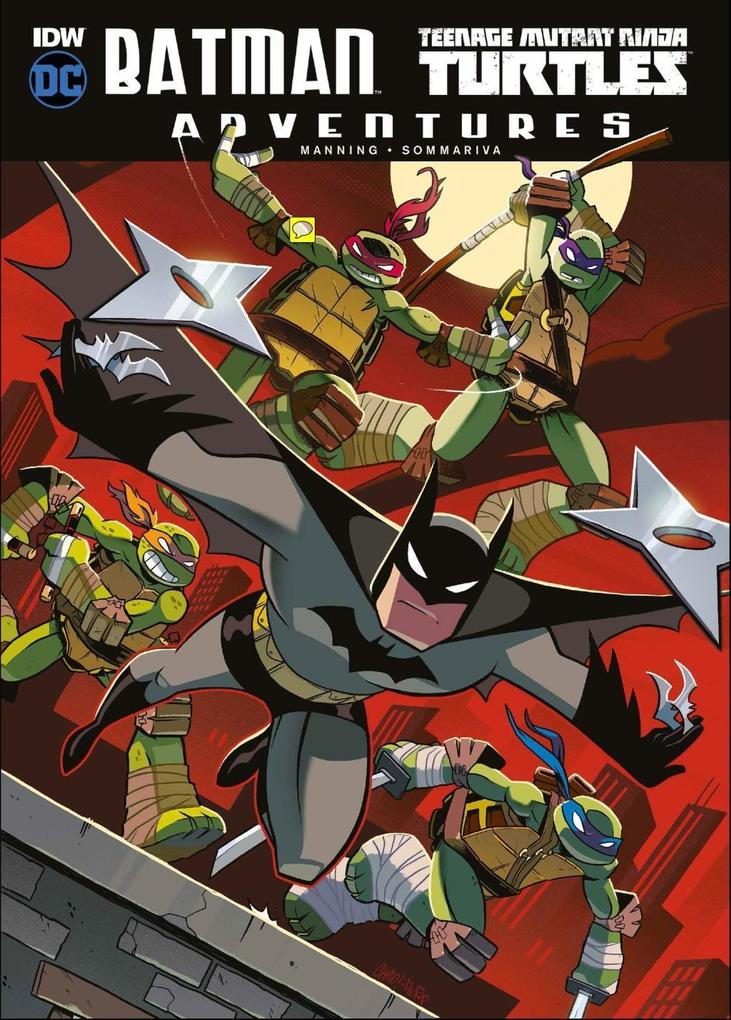 Batman Adventures/Teenage Mutant Ninja Turtles als Taschenbuch