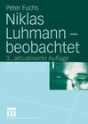 Niklas Luhmann - beobachtet