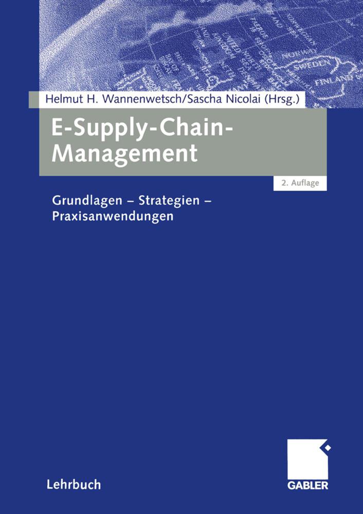 E-Supply-Chain-Management als Buch (kartoniert)