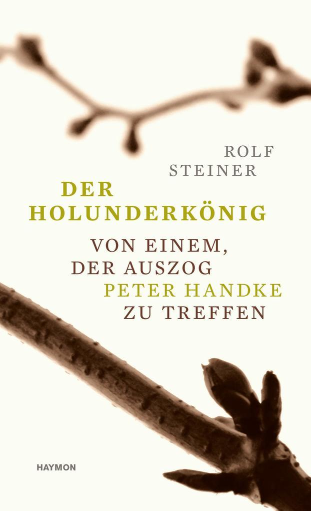 Der Holunderkönig als Buch