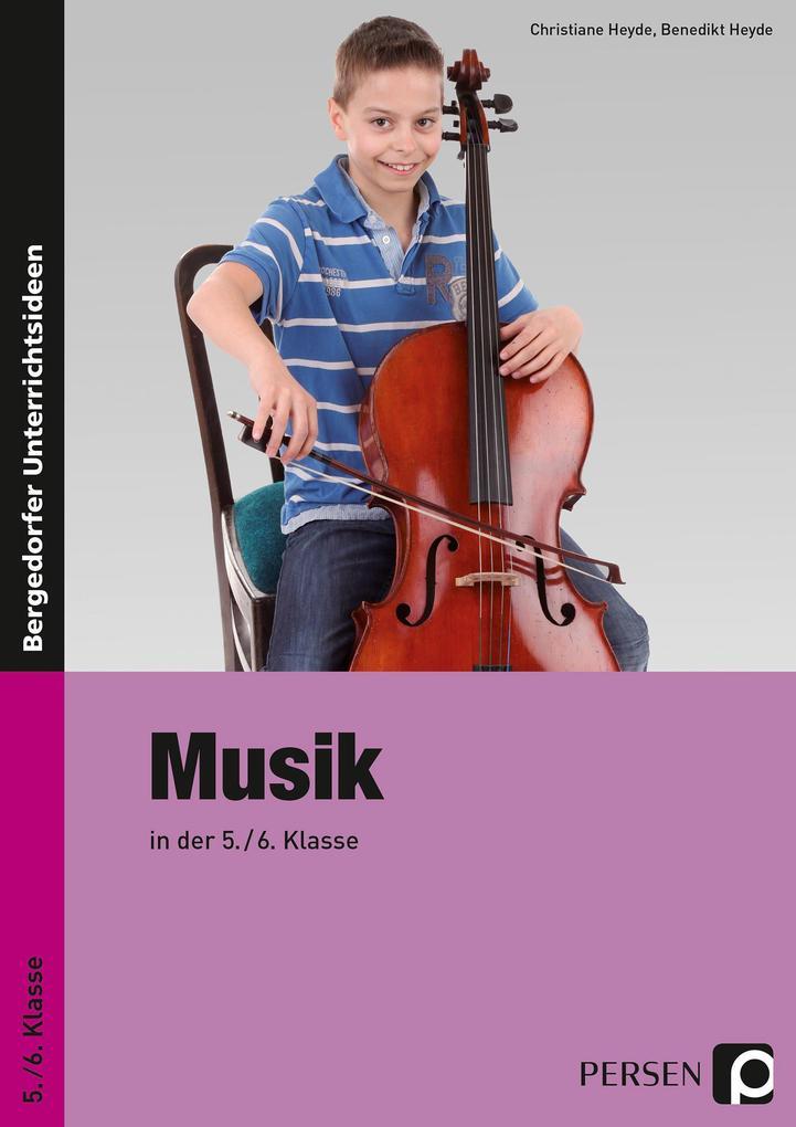 Musik in der 5./6. Klasse als Buch (kartoniert)