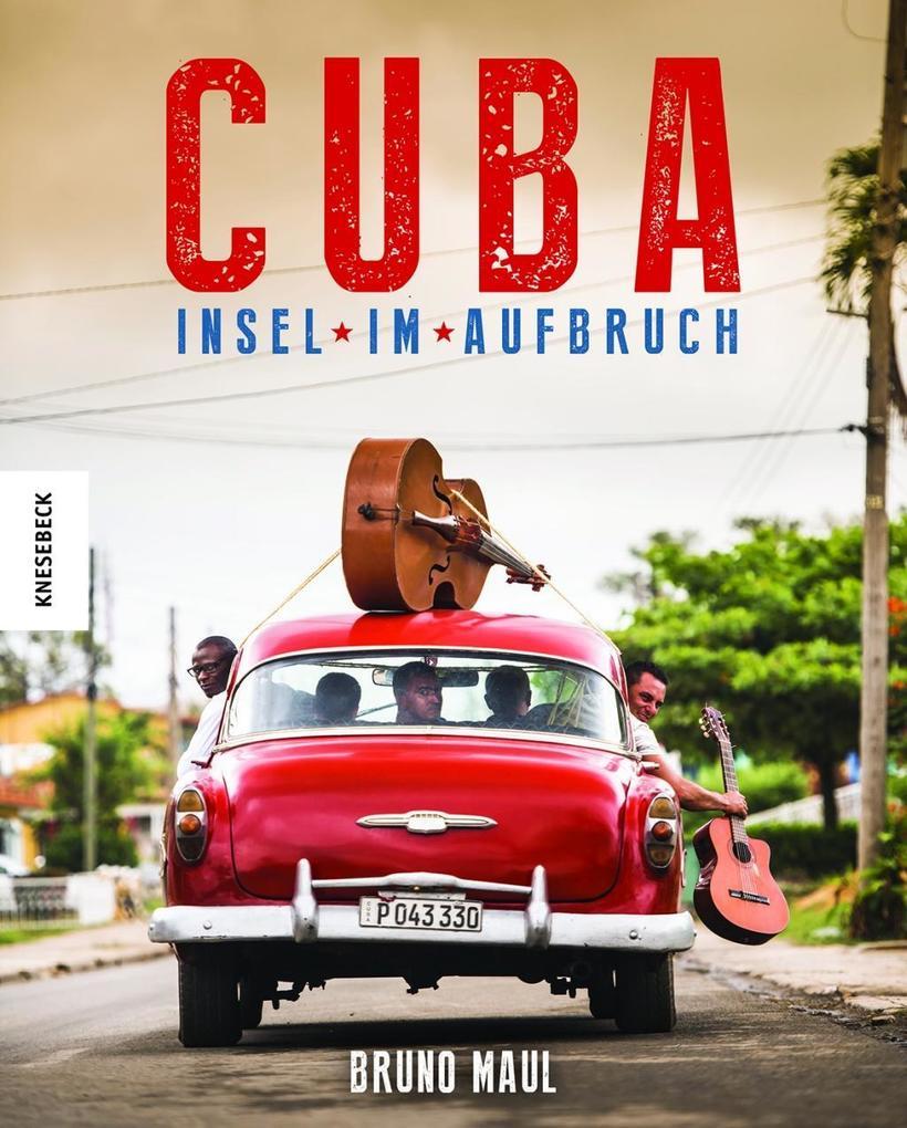 Cuba als Buch von Bruno Maul