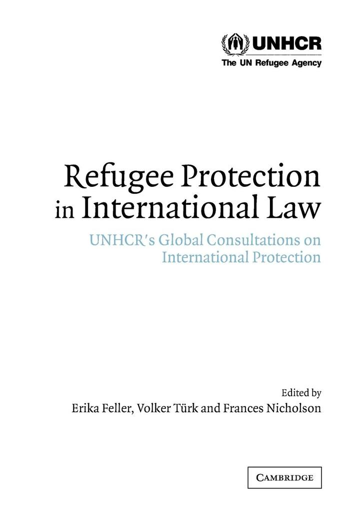 Refugee Protection in International Law als Buch (kartoniert)