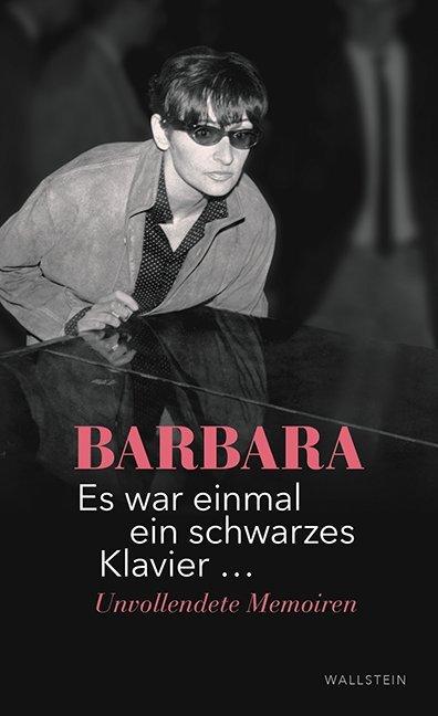 Es war einmal ein schwarzes Klavier ... als Buch von Barbara
