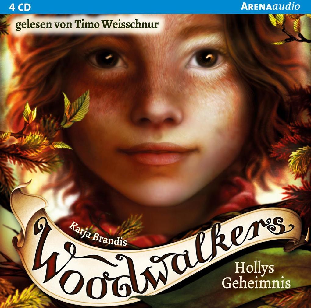 Woodwalkers (3). Hollys Geheimnis als Hörbuch CD