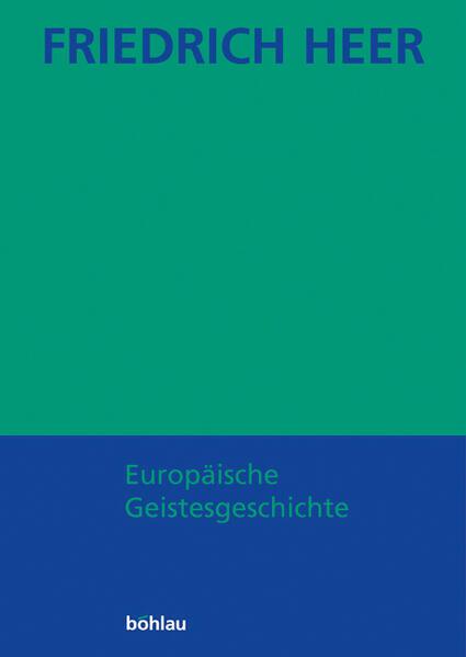 Europäische Geistesgeschichte als Buch (kartoniert)