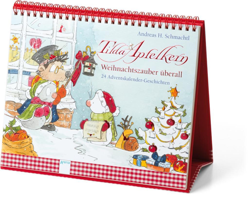 Tilda Apfelkern. Weihnachtszauber überall als Buch