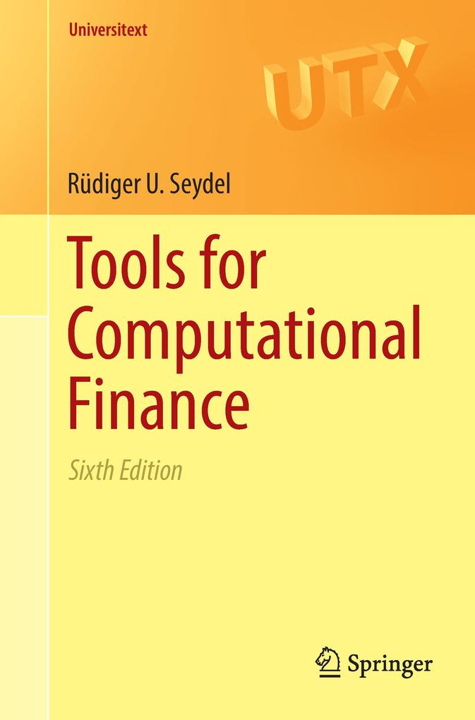 Tools for Computational Finance als Buch