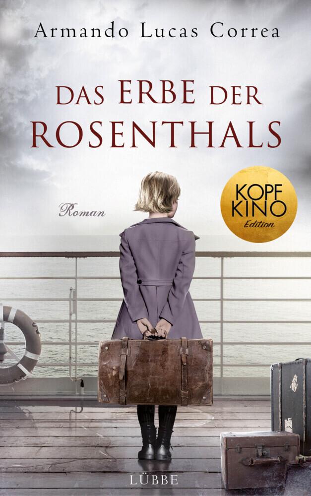 Das Erbe der Rosenthals als Buch