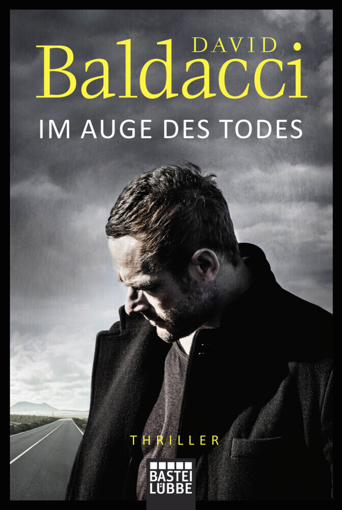 Im Auge des Todes als Taschenbuch von David Baldacci