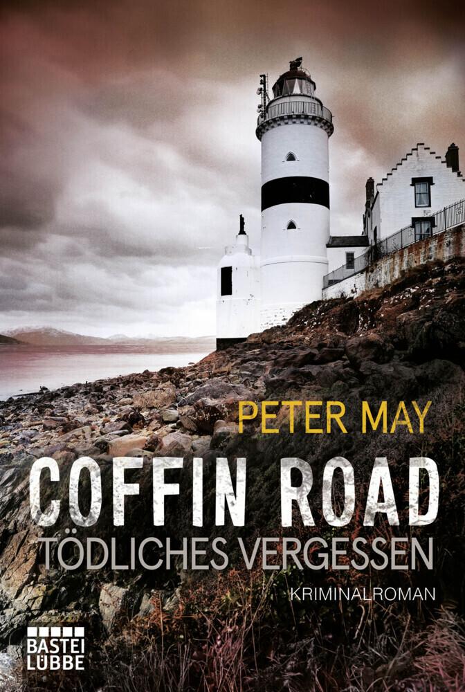 Coffin Road - Tödliches Vergessen als Taschenbuch