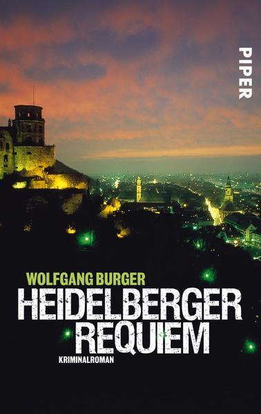 Heidelberger Requiem als Taschenbuch