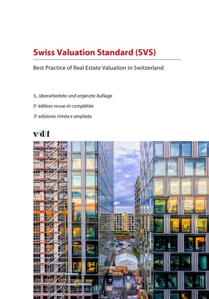 Swiss Valuation Standard (SVS) als eBook