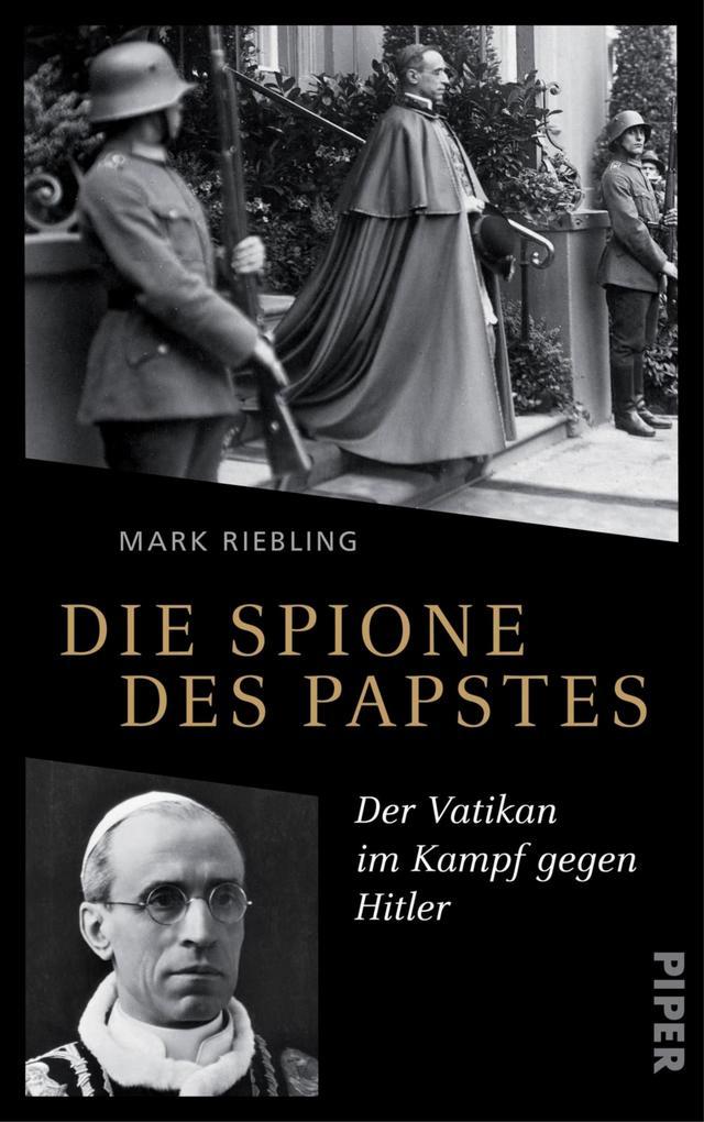 Die Spione des Papstes als eBook