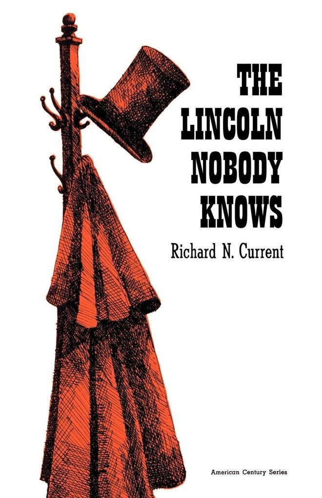 Lincoln Nobody Knows als Taschenbuch