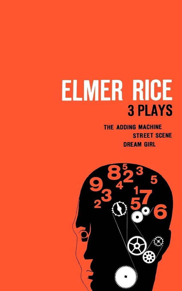 Elmer Rice als Buch (kartoniert)
